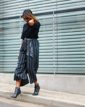 5 tips to styling culottes.