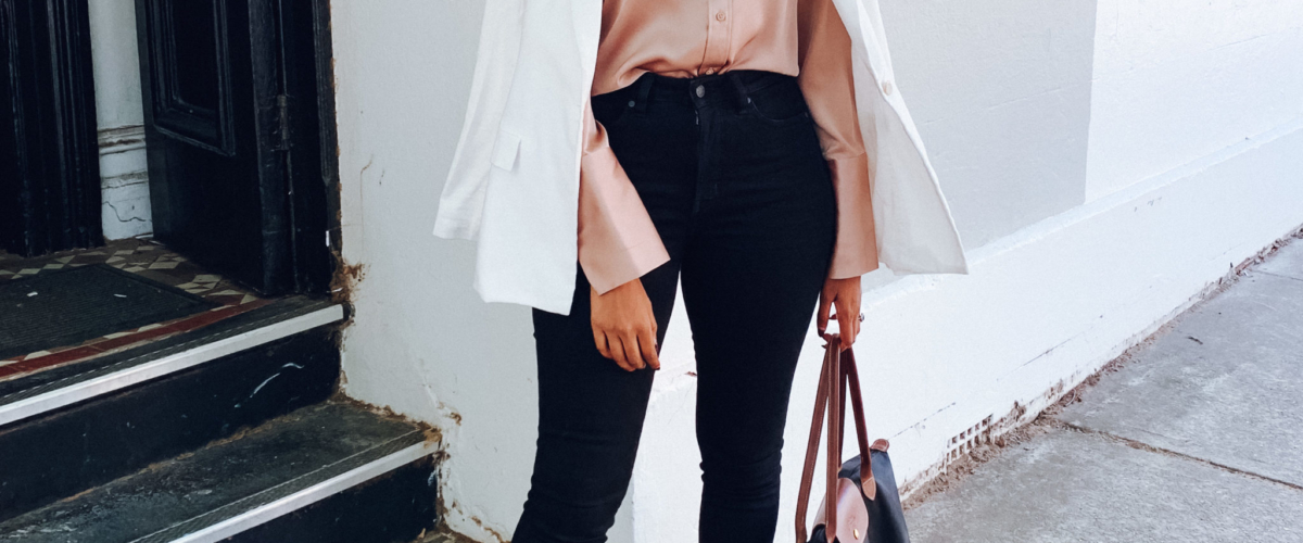 Tried and Tested: Jeans for Mum Tum