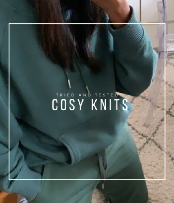 Tried and Tested: Cosy Knits for Home