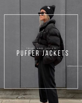 Tried and Tested: Puffer Jackets and How to Style Them